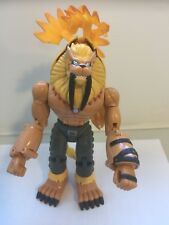 Bandai 2001 Digimon Saber Lion Action Figure Used , no accessories