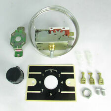 UNIVERSAL Fridge Freezer Thermostat Kit Temperature Control Switch 115V 75 A