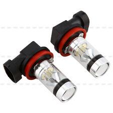 2x 40W H8/H9/H11 Bombillas CREE LED Fog Light Coche Luz de Niebla Blanco