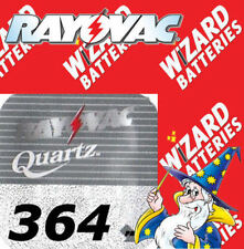 Silver Oxide SR621SW Single Use Batteries