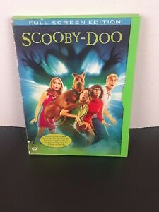 Scooby-Doo: The Movie (DVD,2002,Canadian) French/English