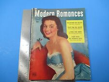 Modern Romances August 1951So Tender His Kisses A Wife For Show Shy Bride  M1218