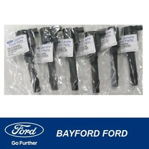GENUINE FORD IGNITION COIL COILS (6) FORD BA BF FALCON 6 CYL INC XR6 & TURBO