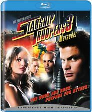 Starship Troopers 3: Marauder [New Blu-ray] Ac-3/Dolby Digital, Dolby, Dubbed,