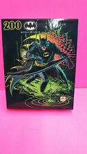 BATMAN RETURNS  200 PIECE PCS  PUZZLE GOLDEN 1992 NEW SEALED