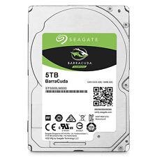 "Seagate BarraCuda 2.5"" Internal HDD 500GB | 1TB | 2TB | 3TB | 4TB | 5TB SATA III"