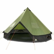 MOJAVE 400 Beechnut - Tipi tente XXL tente camping pour 4-8 personnes vert