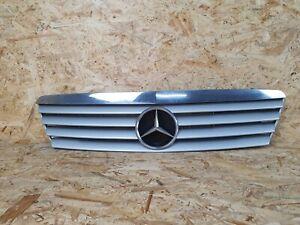 Kühlergrill + Mercedes-Benz A-Klasse W168 + Grill Frontgrill Silber + 1688801283