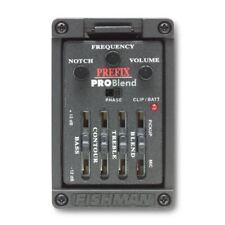 Fishman Prefix Pro Blend Onboard Guitar Preamp w/ Matrix  Pickup - narrow