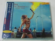 Shakira Oral Fixation Vol. 2 Japan CD+DVD obi EICP-623/4 slip case bonus video