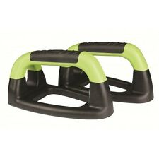 Fitness Mad Gripped Solid Push Up Stands Bars