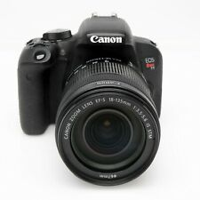 Canon Rebel T7i DSLR Digital Camera with 18-135mm f3.5-5.6 IS STM Lens