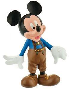 Disney - Mickey Mouse & Friends Figur : Micky Lederhose * 7 cm