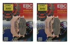 Pastiglie del freno EBC per moto Yamaha