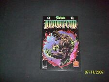 1995 Image Comics Spawn Blood Feud # 3. Alan Moore Story. 1st Print