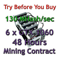4 Hours 200,000 ETGP Guaranteed Ethereum GOLD Project Mining Contract