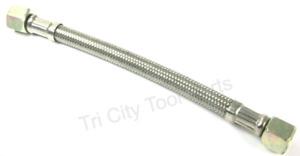 U1012 / JC800-53 Rolair Air Compressor Steel Braided Discharge Tube  JC10  *OEM*