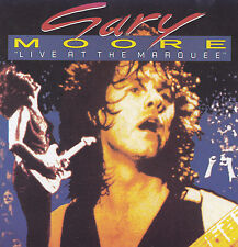GARY MOORE - CD - LIVE AT THE MARQUEE