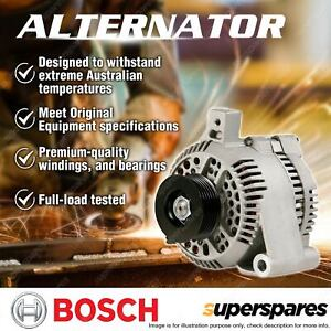 Bosch Alternator for Nissan Skyline R31 3.0L 6 Cyl Petrol - RB30E BXN1231A