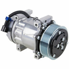 SANDEN 4417 4485, A/C COMPRESSOR, FREIGHTLINER, STERLING (Made in USA)