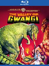THE VALLEY OF GWANGI (1969) Blu ray NEW Harryhausen XLNT!