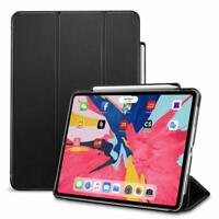"ESR Pencil Yippee Trifold Smart Protective Cover Case iPad Pro 12.9"" 2018 Black"