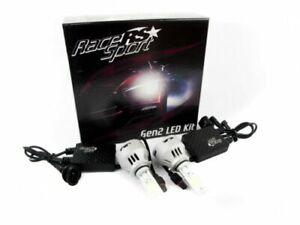 Race Sport 9006-LED-G2-KIT Generation 2 5500K 35W 9006 TRUE LED Headlight Kit