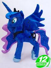 "Princess Luna MLP My Little Pony 12"" 30cm Cartoon Figure Soft Plush Toy Doll"