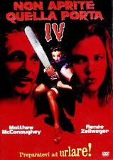 Non Aprite Quella Porta IV (1994) DVD Edizione Sony