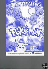 NFP Nr. 10616 Pokemon der Film