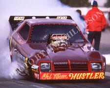 FUNNY CAR PHOTO CHI TOWN HUSTLER DRAG RACING POMONA 1983 NHRA