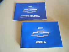 2002 Chevrolet Impala Owner's Manual  - Glove Box