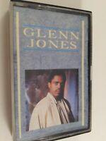 Glenn Jones : Vintage Cassette Tape Album From 1987