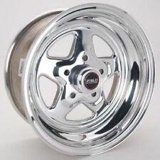Weld Racing 96 57276 Pro Star 15x7 Wheel Rim Polished New