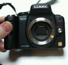 Panasonic Lumix DMC-GH1 Digital Camera (Black, Body)