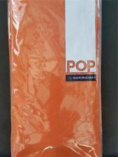 SHERIDAN POP RONIN QUEEN FITTED SHEET ORANGE BRAND NEW