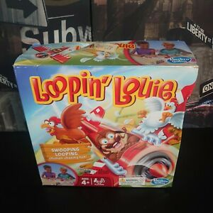 Loopin Louie Game - Complete & Fully Working Classic Game Tested - Hasbro
