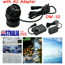 Jebao Wave Maker Powerhead Pumps 24 V 4000L/H with Controller OW-10 +AU Adapter