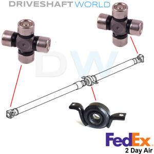 Rear Driveshaft Repair KIt for 1997 - 2002 HONDA CRV1 - Center Bearing & U Joint