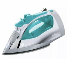 NEW Sunbeam Steam Master Iron with Anti-Drip Non-Stick Stainless Steel Soleplate