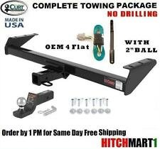 CLASS 3 TRAILER HITCH PACKAGE FOR 2005-2016 NISSAN FRONTIER w/ TOW  PKG  13241