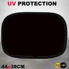 Window Sun Shade Mesh Cover Baby UV Block Protector Shield Curtain For Car PAIR