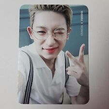 MONSTA X Picnic in MONBEBE World Fanmeeting Official WONHO photocard 1p K-POP