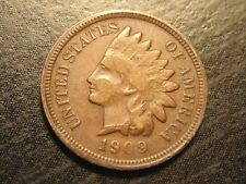 1909-S Indian Head Cents                                                  (73rd)
