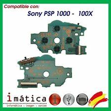 INTERRUPTOR ENCENDIDO BOTONES PSP 1000 1004 ON OFF BOARD ACCION BOTONERA PLACA