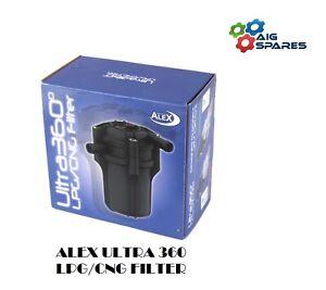 ALEX ULTRA 360 - Best Quality LPG/CNG Filter 12 x 12 BRC Matrix Lovato STAG