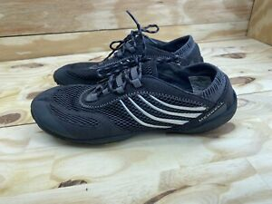 Merrell Pace Glove Black Barefoot Minimalist Trail Running Shoes Womens Size 9.5