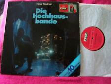 Die Hochhausbande           rare Poly   LP