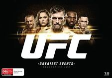 UFC - Greatest Events : Collection 2 (DVD 2016 18-Disc Set) New Dead Stock Red3