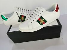 gucci, 8, size 8, white, bee,, women, shoes, new, girls, size 39, 39